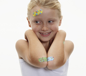 Salud Niño. Primeros auxilios para el niño. El botiquín