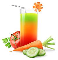 Bienestar-dieta que ayuda a broncearte-vitaminas