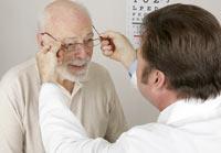 Salud Mayores. Medicina preventiva para mayores. Prevención patología sensorial