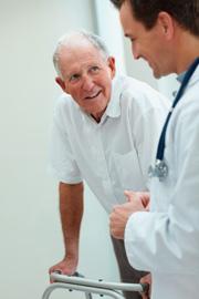 Salud Mayores. Geriatría y gerontología. Atención hospitalaria. Niveles