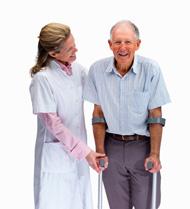 Salud Mayores. Los servicios sociales para personas mayores. Ayudas a la dependencia