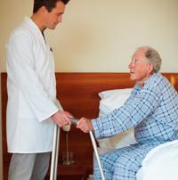 Salud Mayores. Pérdida de equilibrio y caídas de personas mayores. Consecuencias y complicaciones