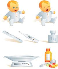 Salud Bebé. Enfermedades del lactante. Enfermedades infecciosas. Poliomelitis