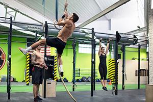 crossfit, entrenamiento