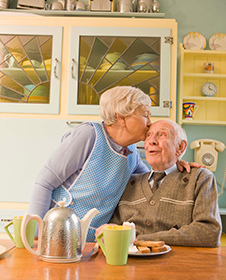 Cuidado mayores demencia