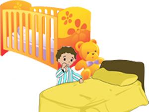 Salud niño-psicologia infantil-de la cuna a la cama