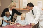 Salud Mayores. Cuidados al final de la vida de los mayores. Introducción