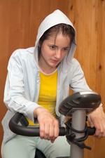 Bienestar-deporte y salud-ejercicio en casa