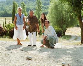 Ejercicio para Séniors - mayores