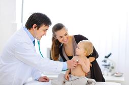 eleccion del pediatra-consulta bebe