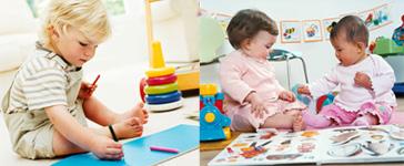 Salud Niño. Monográficos infantiles. La guardería