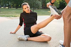Lesiones deporte