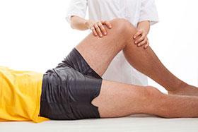 rehabilitación lesión de menisco