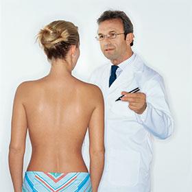 paciente y médico
