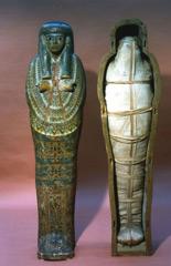Enfermedades por aparatos. Reportajes. Curiosidades sobre la medicina. Cosmética y momificación en Egipto
