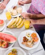 Salud Mayores. La alimentación de personas mayores. Introducción
