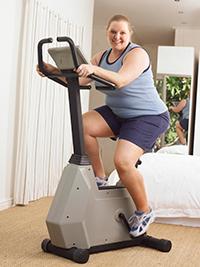obesidad y deporte
