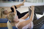 Medicina Alternativa. Método Pilates. Pilates Prenatal. Guía de ejercicios