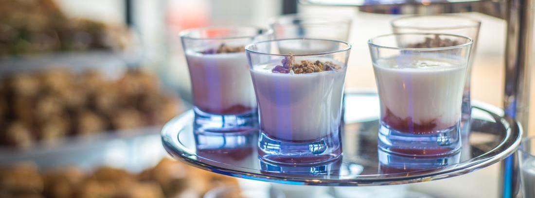 yogures para evitar una mala digestión