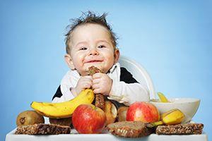 nutrición bebés