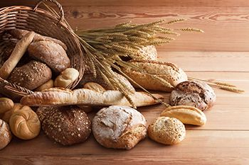 variedad de panes