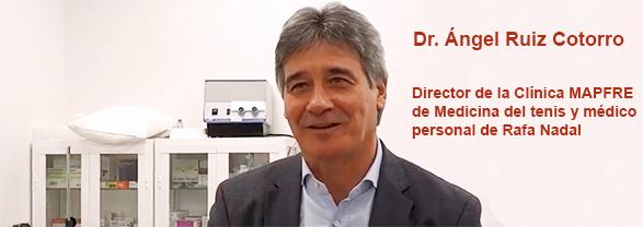 Dr. Ángel Ruiz Cotorro
