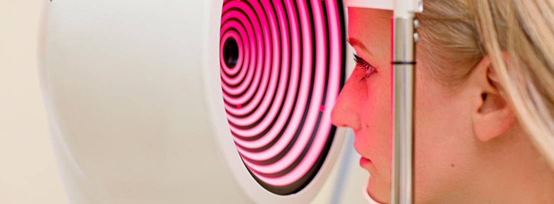 prueba oftalmológica, paquimetría