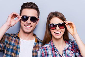 gafas de sol- oftalmología