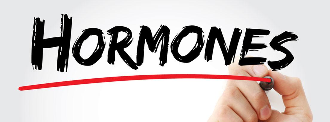 hormonas en la mujer