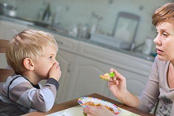 El niño que no come- nutrición