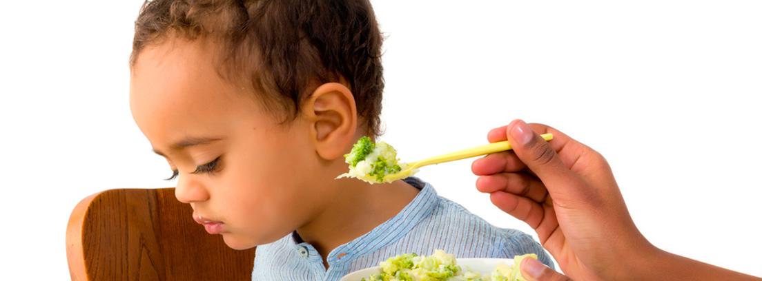 niños que no comen- nutrición