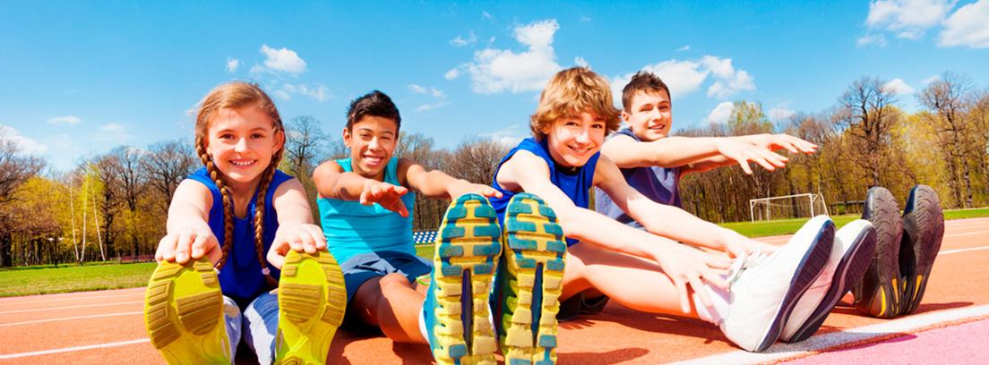 Niños - ejercicio y rendimiento escolar