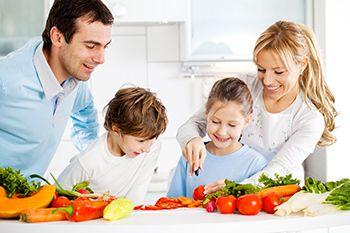 Niño- Nutrición- Cómo hacer que los niños coman fruta y verdura