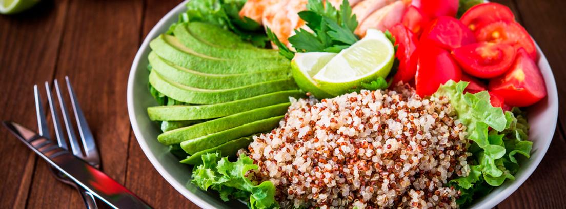 Nutrición y salud - tendencias en alimentación