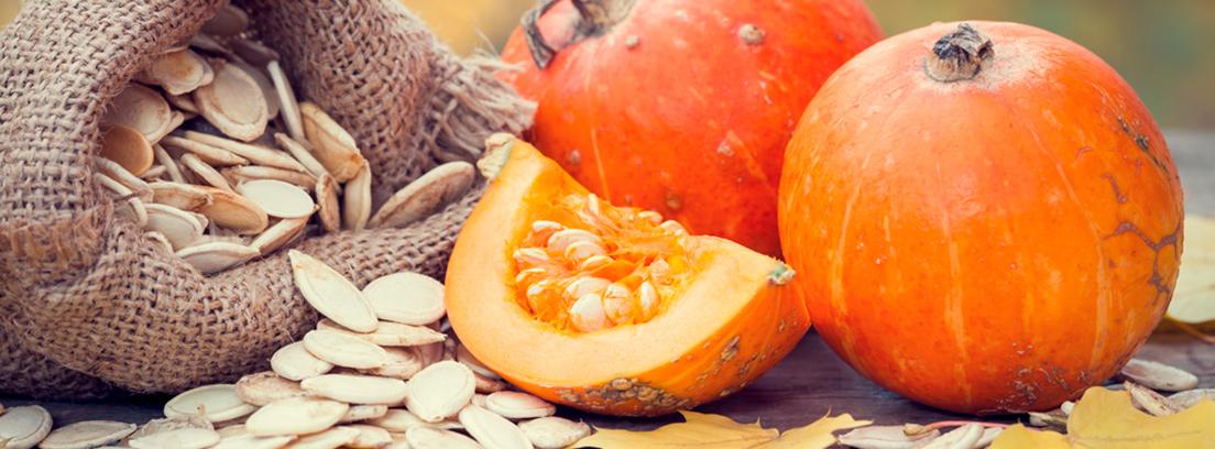 Nutrición y salud - alimentos de la A a la Z - Calabaza