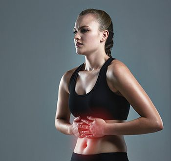 Problemas digestivos en deportistas