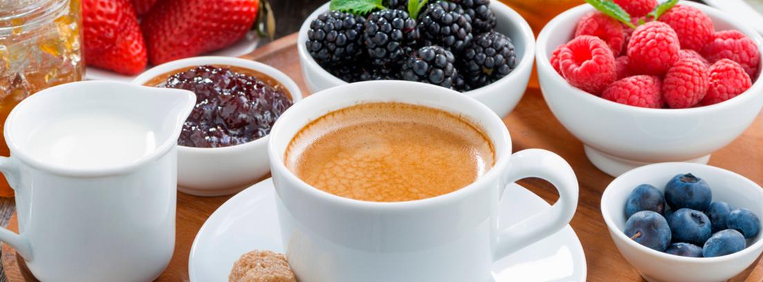 Nutrición y salud - reportajes - rituales matutinos en alimentación