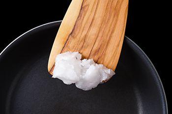 Alimentos de la A a la Z - aceite de coco