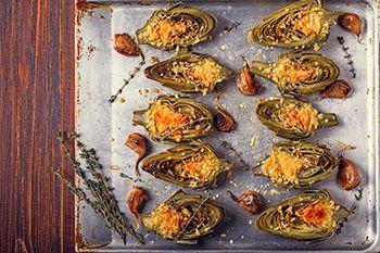 Nutrición y salud - alcachofas