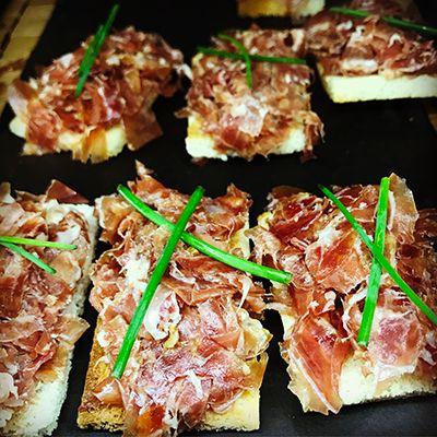 bruchetta - cocina italiana