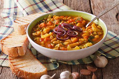 Nutrición y salud - Cocina del mundo- Sopas del mundo