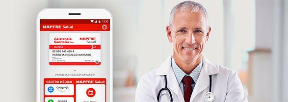 APP MAPFRE Salud y médico