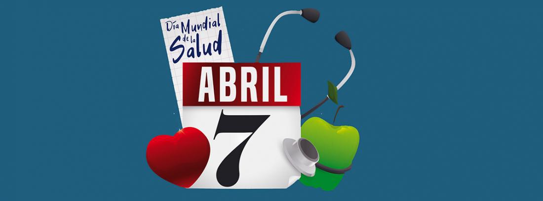 Día Mundial de la salud: calendario del 7 de abril