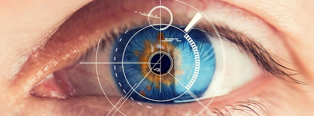 ojo humano
