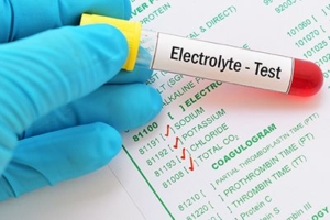 análisis de electrolitos