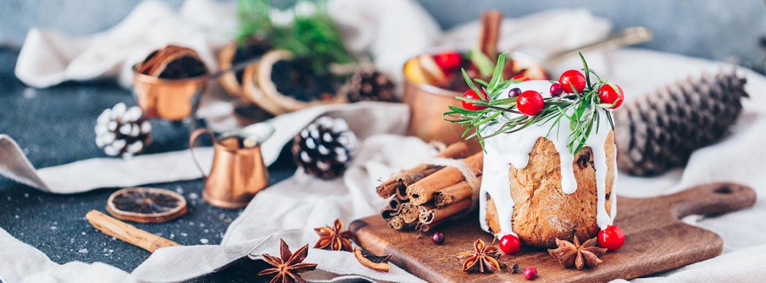 dulces de navidad sin azúcar