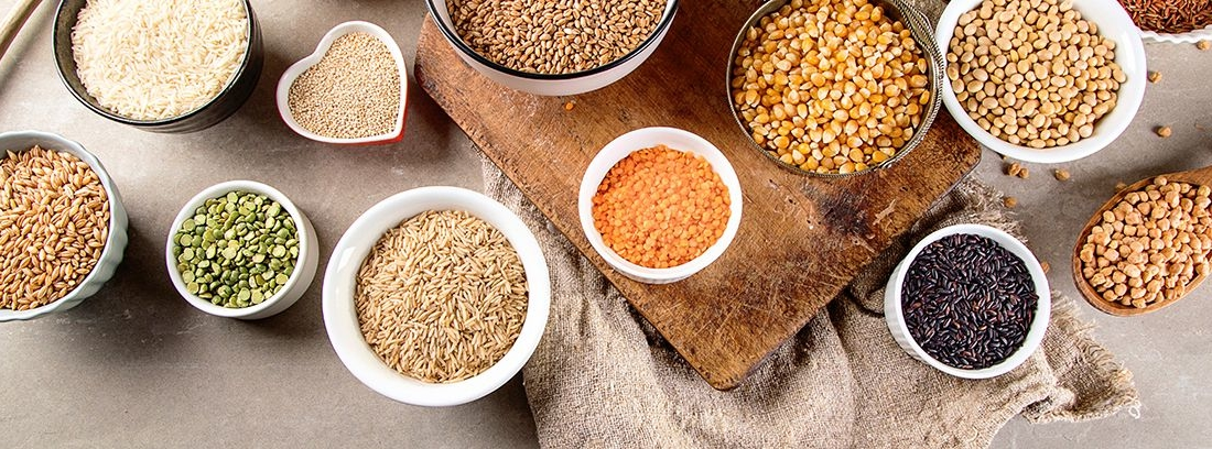 ¿cuántos grupos de alimentos diferentes hay?