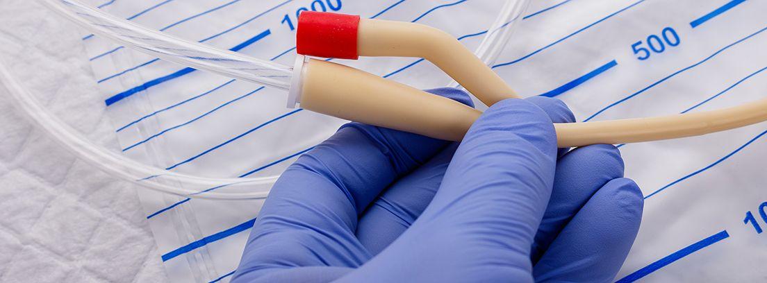 cateter urinario