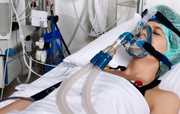 paciente en estado de coma