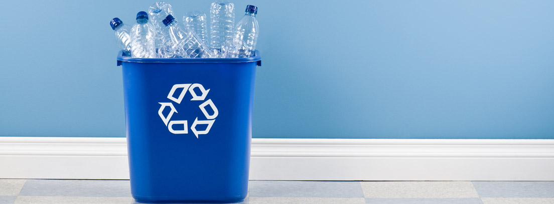 Alternativas a las botellas de plastico
